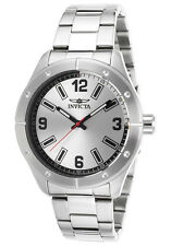 Invicta Mens Specialty Quartz 46mm Stainless Steel Casual Watch 17925