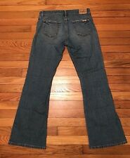 Levi Strauss Signature Juniors Size 9 Jeans Low Slim Flare Free Shipping