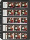 **ANCHOR 10 Stock Pages 5S ( 5-rows)- Black Sheets/ Double Sided /FREE SHIPPING.