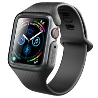 For Apple Watch 4 Band 40mm/44mm,Clayco Hera Protective Case w/ Strap Bands 2018
