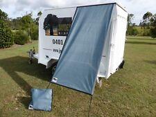 Premium Caravan Fridge / Window Shade 1.5M Reef Blue