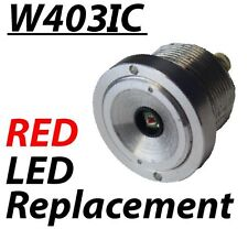 Wicked Lights Intensity Control Replacement RED  LED for A48IC W403IC ScanPro IC