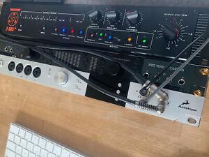 Dangerous Music 2-Bus+ summing mixer new condition no Neve Api Tegeler SPL SSL