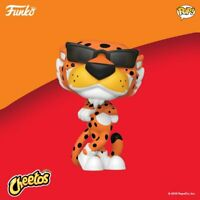 Cheetos Chester Cheetah Ad Icons Funko POP Vinyl New in Mint Box + Protector