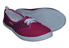 Zapatillas deportivas de mujer rosa, talla 37