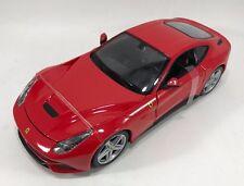 Bburago - 18-26007 - Ferrari F12 BERLINETTA SCALA 1:24 - Rosso