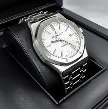 Audemars Piguet Royal Oak 41mm Silver Dial 15400ST.OO.1220ST.02 *BRAND NEW*