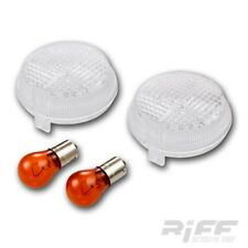 Blinker Gläser Honda VT750 RC50 RD13 RC44 RC53 RC48 weiss klar clear lenses