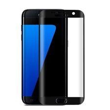 3D PANZERGLAS Full Cover Samsung Galaxy S7 Edge Curved Gewölbt Echtglas Screen