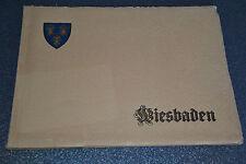 Livret photo de Wiesbaden (16 photos grand format)