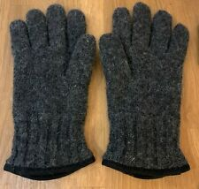 Mens Grey Gloves Unused