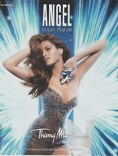PUBLICITÉ PAPIER  -  ADVERTISING PAPER ANGEL THIERRY MUGLER N°2