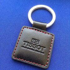 Tissot KEYRING Black Leather BEST QUALITY 2019