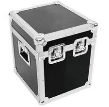 40x40x43cm Transport Kiste schwarz, Montage Werkzeug Truhen Tool Case Box Koffer