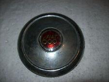 Borchia centro rosso per  FIAT 600  metal stud with red center