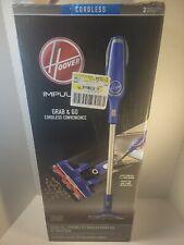 Hoover Impulse Grab & Go Cordless Multi-Attachment Vacuum BH53000 NEW