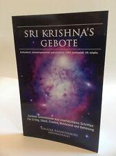 SRI KRISHNA'S GEBOTE Zeitlose Geheimnisse aus unschätzbaren Schriften Für SIGNED