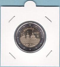 """Spanien 2013 - 2 Euro Gedenkmünze """"Schloss El Escorial"""" aus Rolle - bankfrisch"""