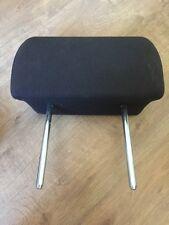 FORD MONDEO MK 3 2002 - 2008   REAR  SEAT HEAD REST HEADREST BLACK CLOTH SALOON