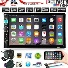 7 Inch 7023B DOUBLE 2DIN Car MP5 Player BT Tou+ch Screen Stereo Radio HD USA WF