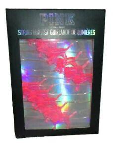Victoria's Secret PINK Dog LED String Lights Room Decoration