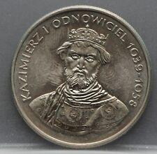 Polen - Poland 50 zlote zloty zlotych 1980 - Kazimierz I Odnowiciel -Y# 117