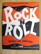 PHOTO BOOK: 1955 ROCK 'N ROLL STARS ON PARADE original R&B BLUES DOO-WOP JAZZ