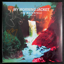 MY MORNING JACKET * THE WATERFALL * LTD SIGNED DOUBLE VINYL w/ CD * BN & SEALED!