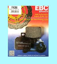 EBC FA266 Rear Brake pads for Ducati ST2   1997-03, ST3   2004-07 & ST4  1999-05