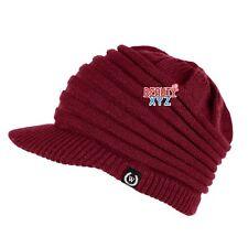a038c6ee09574b woman man Winter Visor Beanie Knit Hat Cap Crochet Men Women Ski Warm