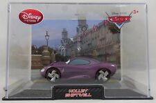Disney Store Pixar CARS Holley Shiftwell Replica Diecast 1:43 In Collector Case