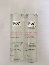 2 x RoC Extra Comfort Cleansing Water 200 ml