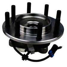 Wheel Bearing and Hub Assembly fits 2007-2007 GMC Sierra 3500 HD  CRS