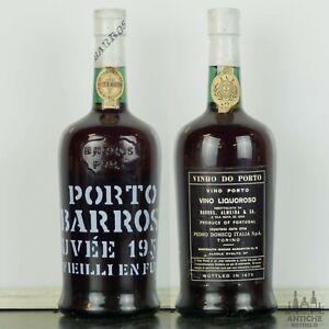 VINO PORTO BARROS CUVEE 1952 75 CL 20°