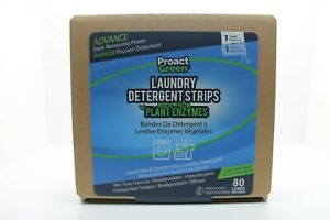 Proact Green | Laundry Detergent Strips | 240 Loads