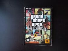 Grand Theft Auto : San Andreas - Limited Edition (PC) PT-EUR - Pre-Owned
