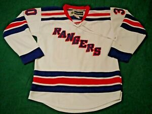 HENRIK LUNDQVIST ~ New York Rangers Throwback Jersey ~ FULL SEWN ~ Mens 48 Large
