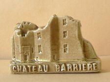 Fève perso du MH 2013 Châteaux du Périgord Château Barrière cognac