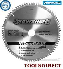 Silverline Industrial Saw Blades Ebay
