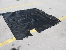 Prindle 15 With Ports Catamaran Trampoline - Black Mesh- with Double Pockets