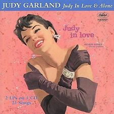 Judy Garland: Judy In Love & Alone by Judy Garland (CD, Apr-2002, S & P Records)