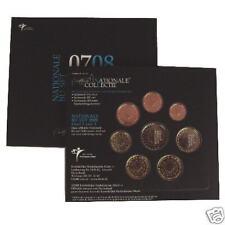 2008 div OLANDA 8 monete EURO BU Pays Bas Paises Bajos