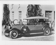 1929 Pierce-Arrow Series 143 Phaeton, Factory Photo (Ref. #65206)