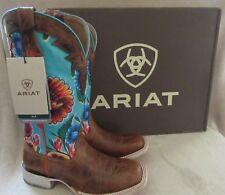 Ariat 10019943 Circuit Champion Bite Dust Brown BOOTS Shoes US 8 M EUR 38.5 NWB