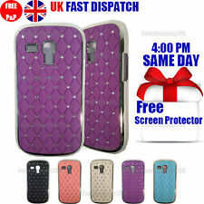Samsung Jewelled Rigid Plastic Mobile Phone Cases/Covers