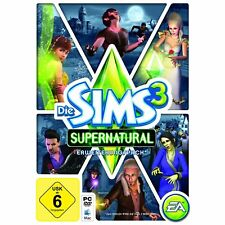 Die Sims 3: Supernatural (PC Nur Origin Key Download Code) Keine DVD, No CD