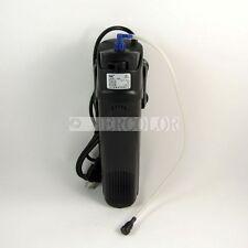 Heavy 800L/H 9W Aquarium UV Lamp Sterilizer Light Submersible Filter Pump