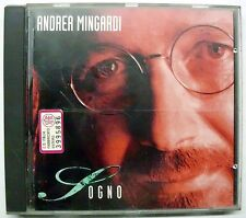 MINGARDI ANDREA SOGNO CD FUORI CATALOGO