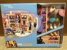 Barbie Doll My Scene Boutique Dressing Room Accessory Shop Playset Rare