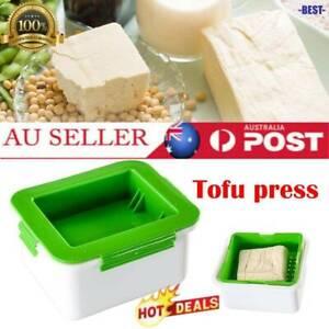 Tofu Press/Marinating Dish, Removes Moisture From Tofu Automatically AU